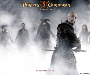 Pirates of the Caribbean - At World's End (2007) Wallpaper