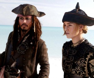 Pirates of the Caribbean - At World's End Stills