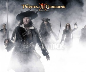 Pirates of the Caribbean - At World's End Wallpaper