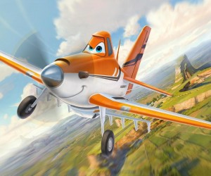 Planes (2013) Movie Wallpaper