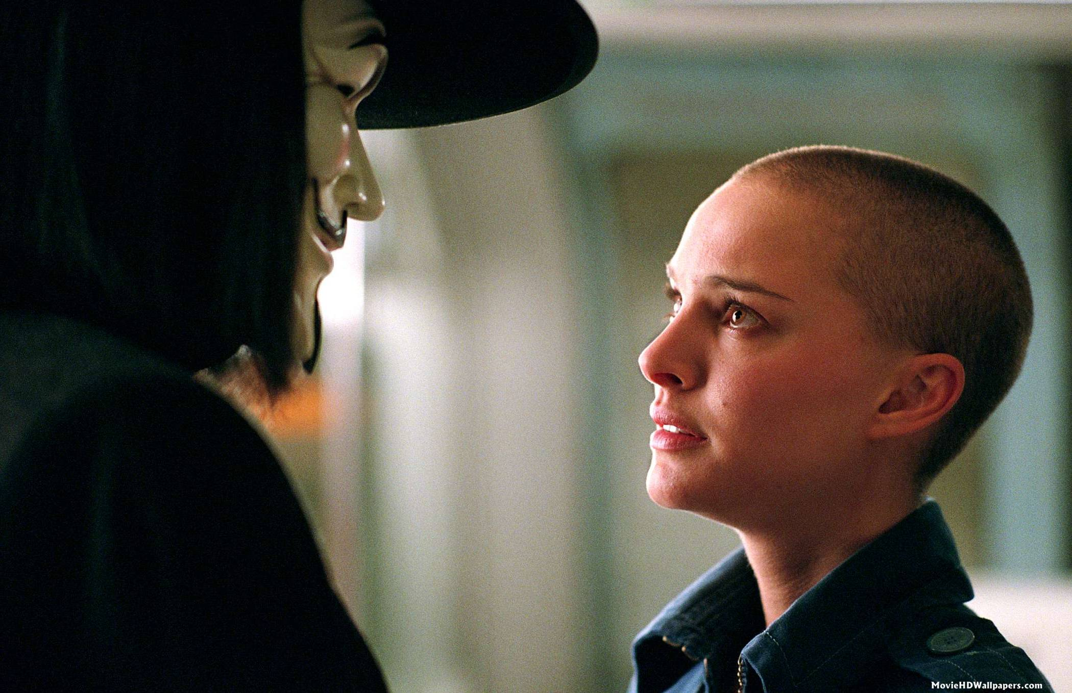 Image result for natalie portman v for vendetta award