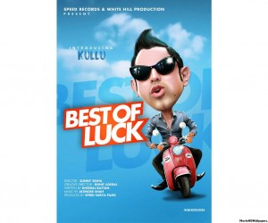 Best of Luck Punjabi Movie HD Poster 300x250 Best of Luck (2013)
