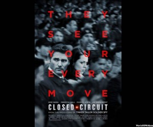 Closed Circuit (2013) HD Poster