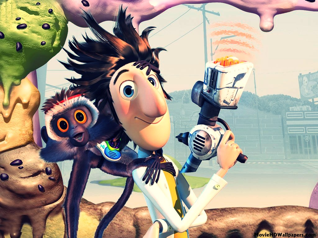 Meatballs 2 HD Wallpapers 540x405 Cloudy with a Chance of Meatballs 2