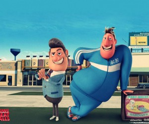 Cloudy with a Chance of Meatballs 2 Pics