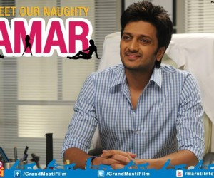 Grand Masti Riteish Deshmukh 300x250 Grand Masti (2013)