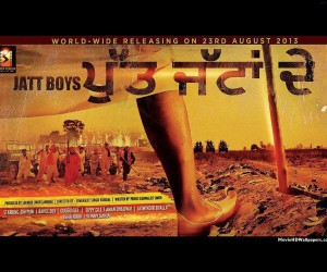 Jatt Boys Putt Jattan De HD Movie Poster