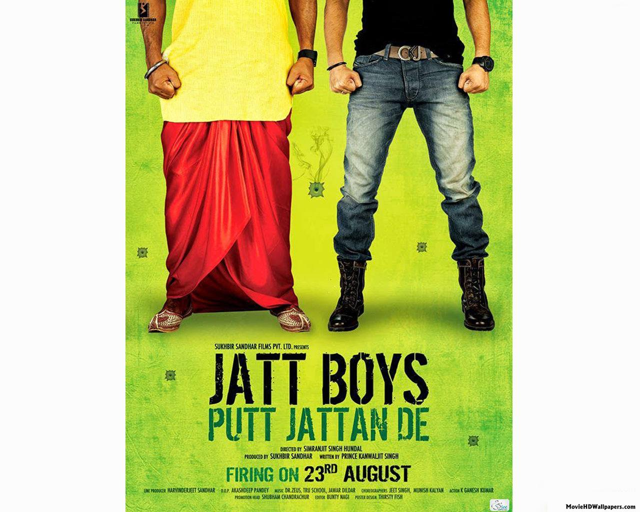 Wallpaper download jat -  Jatt Boys Putt Jattan De Hd Poster Movie Hd Wallpapers