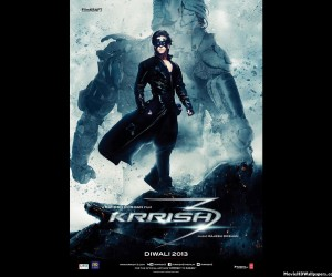 Krrish 3 2013 HD Poster 300x250 Krrish 3 (2013) Wallpapers