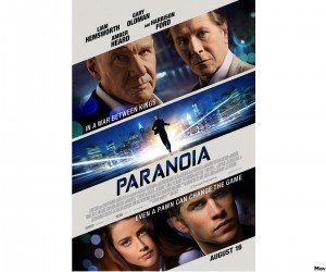 Paranoia (2013) HD Poster