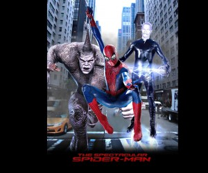 The Amazing Spider-Man 2 Pics