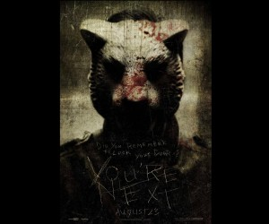 You're Next (2013) Poster