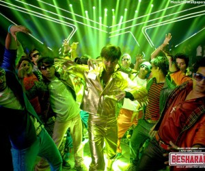 Besharam 2013 Hindi Bollywood Movie 300x250 Besharam