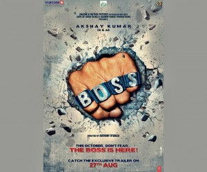 Boss Movie HD Poster