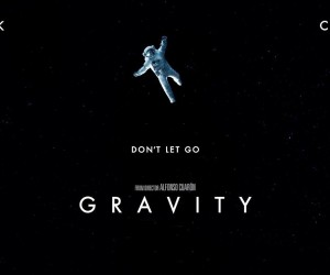 Gravity 2013 Dont Let Go 300x250 Gravity (2013)