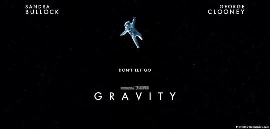 Gravity 2013 don t let go movie hd wallpapers