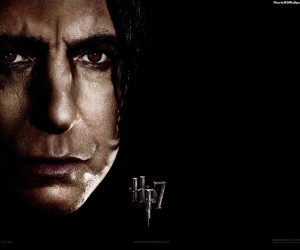Harry Potter and the Deathly Hallows Part 1 (2010) Snape