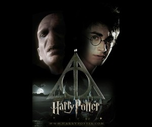 Harry Potter and the Deathly Hallows Part 1 HD Wallpaper