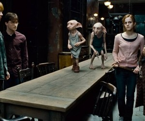 Harry Potter and the Deathly Hallows Part 1 Movie Stills