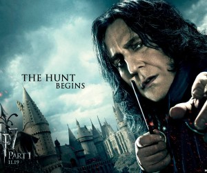 Harry Potter and the Deathly Hallows Part 1 - The Hunt Begins