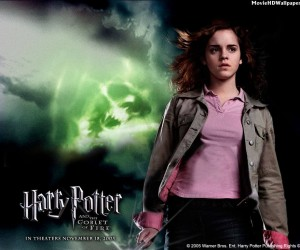 Harry Potter and the Goblet of Fire - Emma Watson
