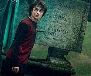 Harry Potter and the Goblet of Fire Film Graveyard Scene