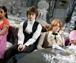 Harry Potter and the Goblet of Fire Harry - Ron - India Celeb