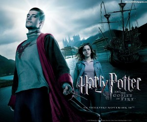 Harry Potter and the Goblet of Fire - Krum