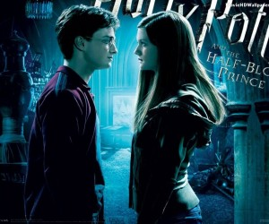 Harry Potter and the Half-Blood Prince - Ginny and Harry Kiss