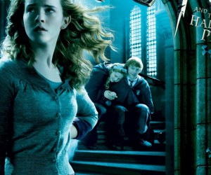 Harry Potter and the Half-Blood Prince - Hermione