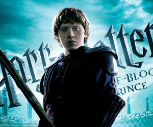 Harry Potter and the Half-Blood Prince - Ron