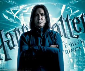 Harry Potter and the Half-Blood Prince - Severus Snape