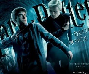 Harry Potter and the Half-Blood Prince - Tom Felton