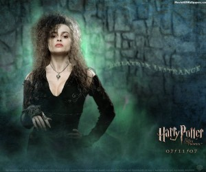 Harry Potter and the Order of the Phoenix - Bellatrix