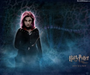 Harry Potter and the Order of the Phoenix - Nymphadora Tonks