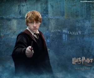 Harry Potter and the Order of the Phoenix Ron Weasley