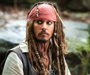 Jack Sparrow 300x250 Pirates of the Caribbean On Stranger Tides (2011)