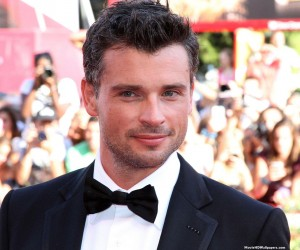Tom Welling attends the 'Parkland' Premiere during the 70th Veni