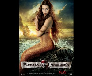 Pirates Mermaid Pirates of the Caribbean On Stranger Tides 300x250 Pirates of the Caribbean On Stranger Tides (2011)