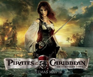 Pirates of the Caribbean On Stranger Tides Actress