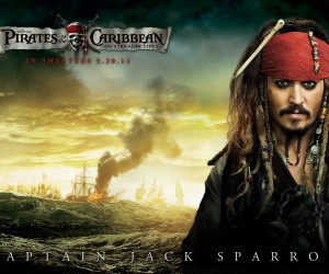 Pirates of the Caribbean On Stranger Tides - Jack Sparrow