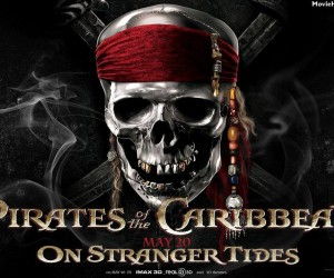 Pirates of the Caribbean On Stranger Tides Logo