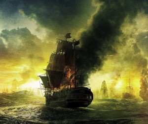 Pirates of the Caribbean On Stranger Tides Ship 300x250 Pirates of the Caribbean On Stranger Tides (2011)