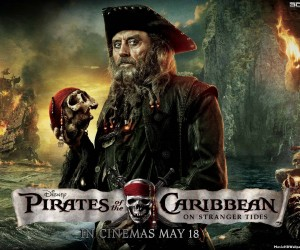Pirates of the Caribbean On Stranger Tides Villian