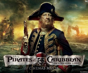 Pirates of the Caribbean On Stranger Tides Wallpapers