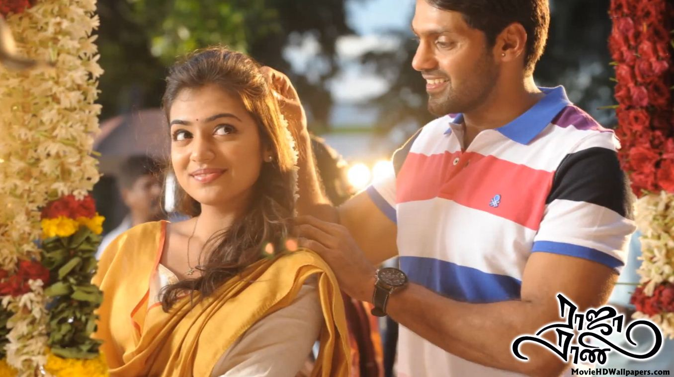Raja Rani ( ) | Movie HD Wallpapers