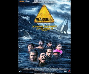 Warning Poster HD