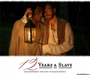 12 Years a Slave (2013) HD Poster
