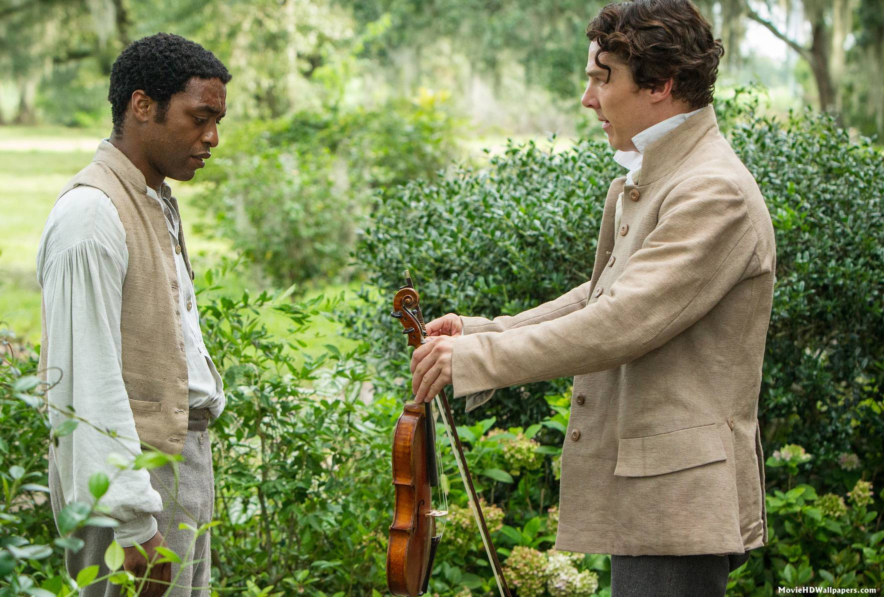 the movie 12 years a slave released in 2013 12 years a slave is a 2013 released biographical drama movie directed by steve mcqueen and written by john ridley.