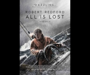 All Is Lost (2013) Poster